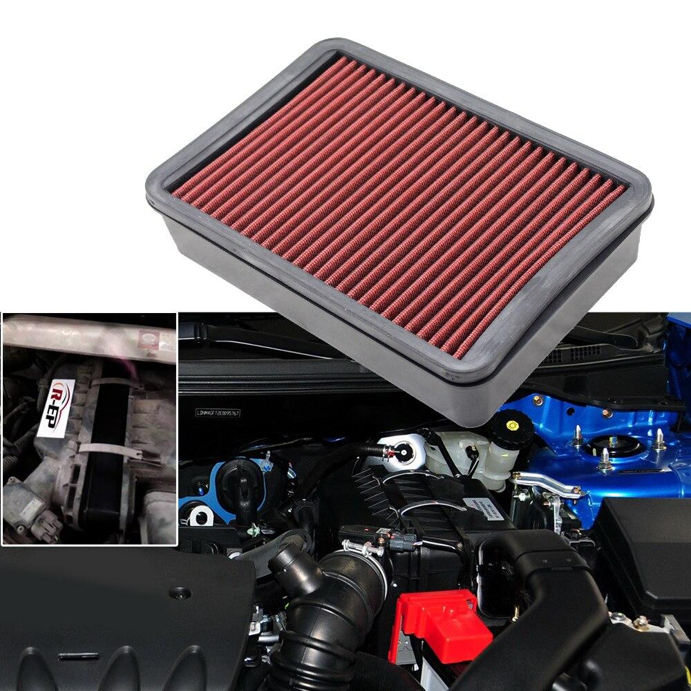 Universal de 3 Pulgadas Manguera Kit de Inducci/ón Negro Filtro de Admisi/ón de Aire Fr/ío de Fibra de Carbono Filtro Aire Alto Flujo,Filtro Aire para Coche