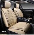 Для Volkswagen VW polo golf фокс Жук Passat Tiguan износостойкой водонепроницаемой кожи автокресло обложки Front & Rear полный обложки