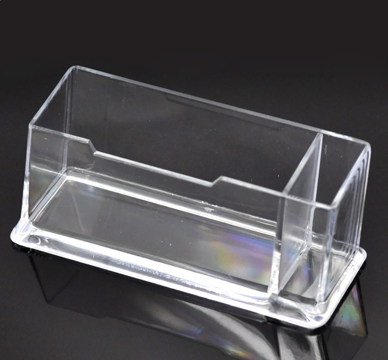 Charming Plastic Business Card Holder Contemporary - Business Card ...