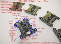 Cleanflight LSF3BEC MPU6500 BMP280 Flight Controller Board (Input:2s 6s Output:5V 2A)