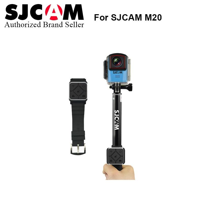 Sjcam M20 Sj6 범례 Sj7 스포츠 DV 원격 Monopod 이기적인 - 카메라 및 사진 - 사진 1