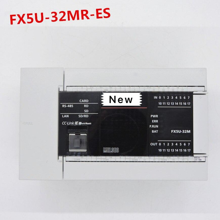 1 an de garantie nouveau original dans la boîte FX5U 32MT/ES FX5U 32MR/ES FX5U 64MT/ES FX5U 64MR/ES FX5U 80MT/ES FX5U 80MR/ES-in Télécommandes from Electronique    2