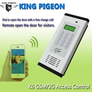 Image 2 - Gsm Afstandsbediening Toegang Systeem Appartement Intercom Deur Poort Open Door Gratis Call Lcd scherm Toetsenbord Ondersteunt 1000 Gebruikers