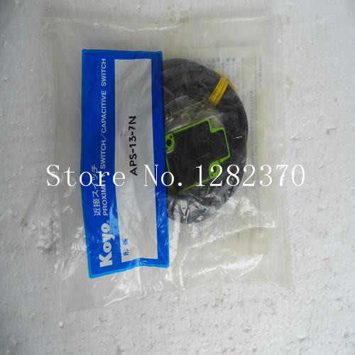 [SA] new original authentic spot KOYO sensor switch APS-13-7N --2PCS/LOT la76932n 7n 56v6