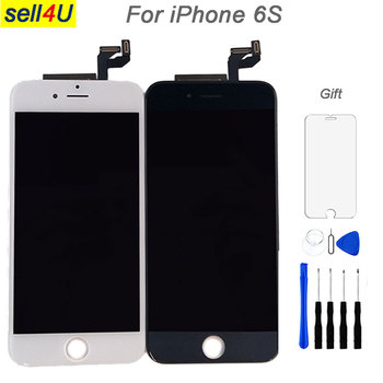LCD screen For iPhone 6S lcd display replacement , with 3D Touch Digitizer screen assemble for iphone 6S Сенсорный экран
