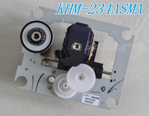 DVD Audio system KHM 234ASMA Optical pick up KHM-234ASMA DVD laser head