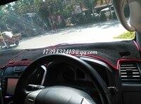 dashmats car styling accessories dashboard cover for Chevrolet TrailBlazer Holden Colorado 7 2012 2013 2014 2015 2016 2017 rhd