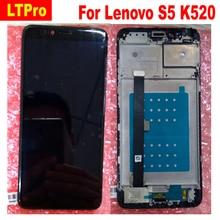 cadre/lunette LCD meilleur k520