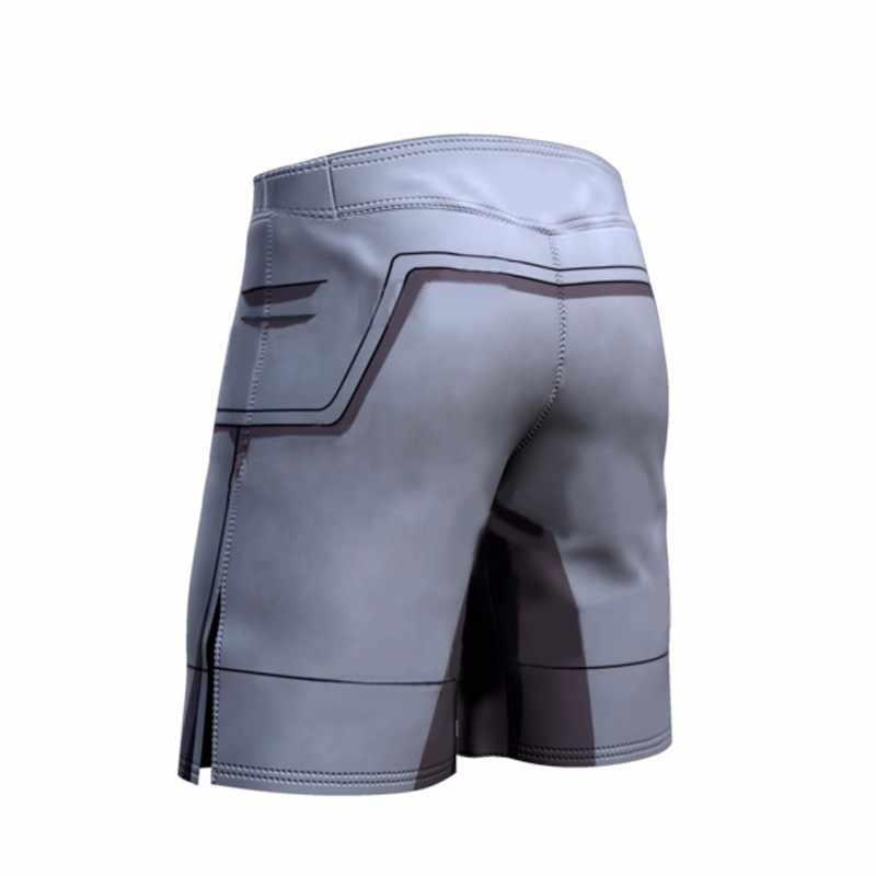 Lato męskie/damskie 3D spodenki plażowe cartoon Dragon Ball śmieszne drukowane szorty. pomarańczowe męskie krótkie spodnie
