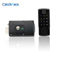 Электронный дверной замок, приложение Bluetooth замок управления, цифровой замок дэдболт замок на дверь сейфа без ключа сенсорная дверь