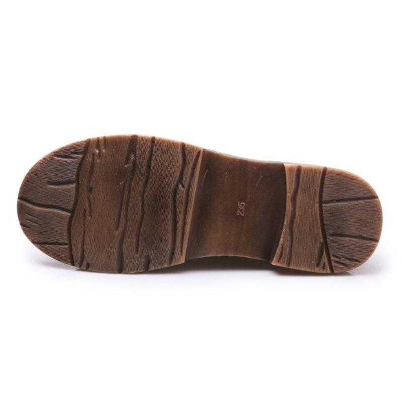 Punta 35 Lace Cuadrados Británico Zapatos Estilo 39 Negro Moda brown Aicciaizzi Plataforma Mujeres De Mujer Bombas Redonda Up Tamaño Zwz5q