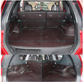 Good quality! Special trunk mats for NIssan X-trail T31 2012-2008 durable waterproof boot carpets for XTRAIL 2010,Free shipping