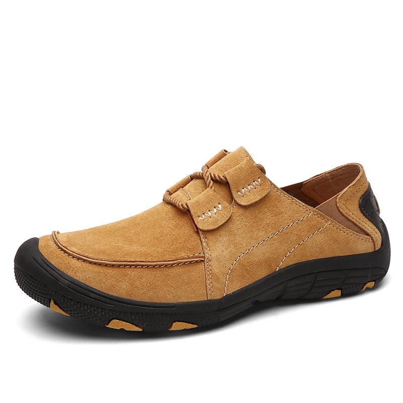 972f4281e10 Marca otoño nueva caminar Zapatos para hombres malla transpirable cómodo Correr  deportes Zapatos luz Correr run Zapatos calidad superior