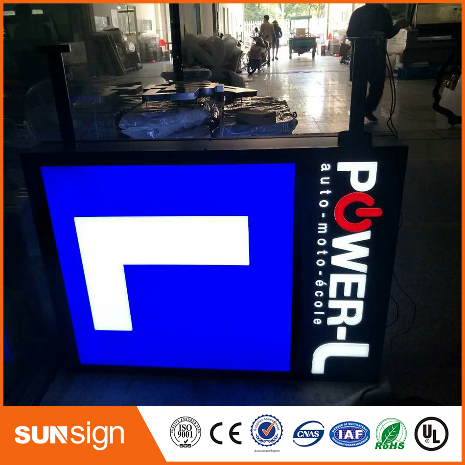 Hot Sale Customized Water Proof LED Light Box