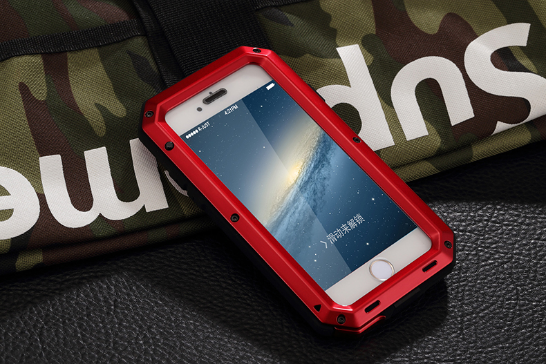 HTB1nLiTeN1YBuNjy1zcq6zNcXXam Heavy Duty Protection Doom armor Metal Aluminum phone Case for iPhone 11 Pro Max XR XS MAX 6 6S 7 8 Plus X 5S 5 Shockproof Cover