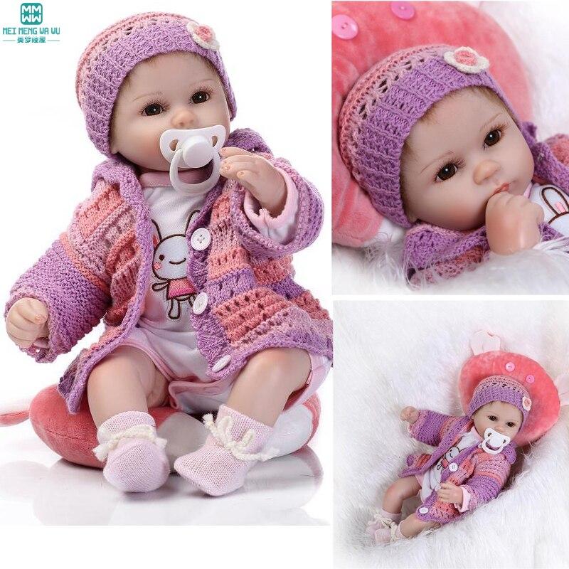 2016 새로운 42cm 고품질 인형 / 아기 SD / BJD 에뮬레이션 아기는 그들의 아이들 선물을 보낸다