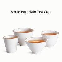 6 Pcs Define Authentic China Anxi Tieguanyin Chinês Xícara de Cerâmica Artesanal Kung Fu xícara de Chá Xícara de Chá Definir Copo Mestre de Hóspedes Frete grátis