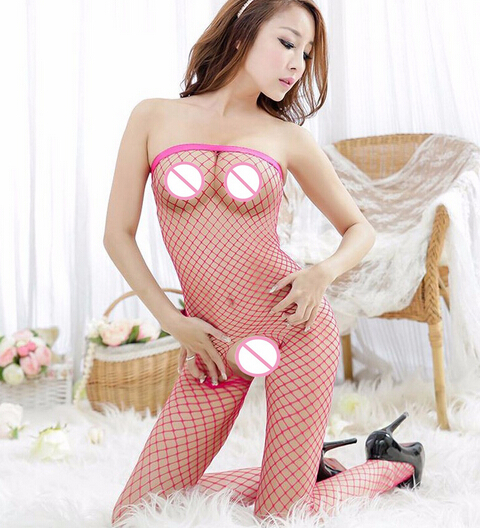 New Women Sexy Lingerie Hollow Floral Lace Dress Sexy Underwear Sexy Sleepwear G-string Sexy Costumes dolls Lingerie QF018,5 1