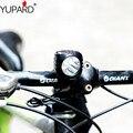 Велосипедный фонарь yupard 3 режима XM-L T6  светодиодный велосипедный передний фонарь для велосипеда  фонарь + водонепроницаемый аккумулятор + за...