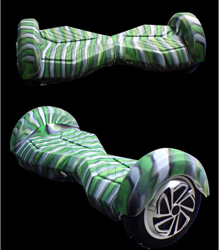 Электрический скутер силиконовый чехол протектор Водонепроницаемый для 8 Hover доска oxboard 2 колеса самостоятельно баланс скутер скейтборд shell