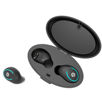Twins Wireless Bluetooth Earphone Handsfree For IPhone 7 Headset Double Earphones For Android Wireless Earbuds With