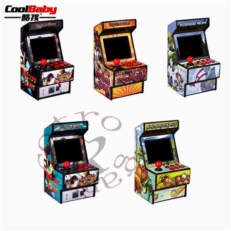 2018 16bit for sega game 156 gams in 1 Mini Portable Arcade Machine Classical Retro Handheld Video Game Console Arcade Games