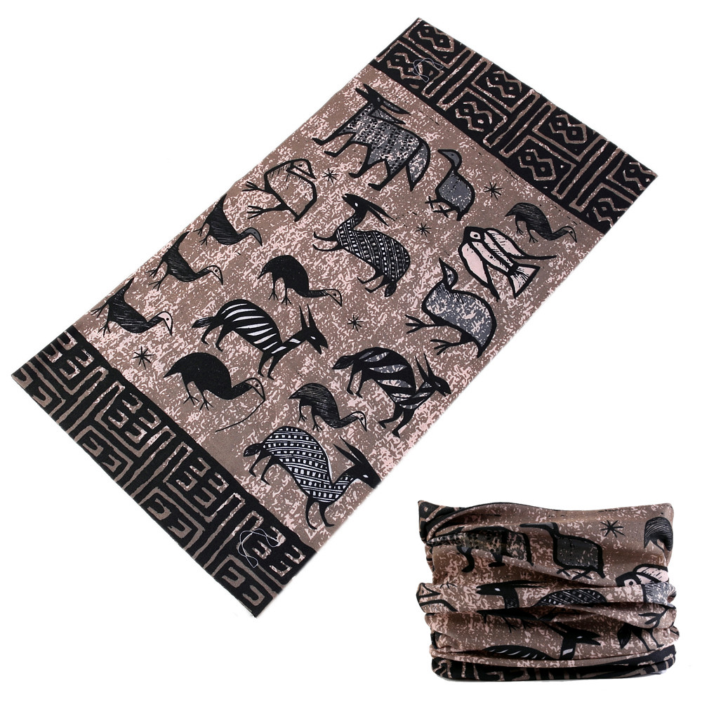 701-730 Bandanas   scarf   Bicycle Motorcycle Variety Turban Magic Headband Veil Multi Head   Scarf   Scarve Neck Tube Face Mask   Wrap