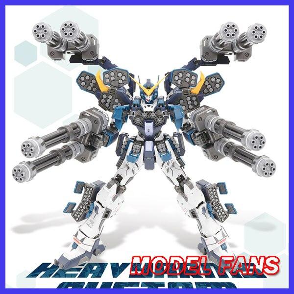 Модели вентиляторов в наличии Super Nova XXXG-01S2 W Gundam Heavyarms заказ модель комплект MG 1/100 фигурку сборки игрушки