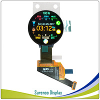 """Real AMOLED Display, 1.39"""" inch 400*400 Round Circle Circular OLED LCD Module Screen H139BLN01.2 with MIPI Interface RM69080"""