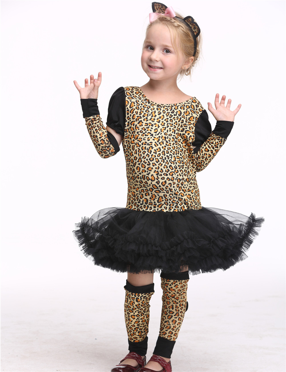 Online Buy Wholesale leopard halloween costumes from China leopard ...