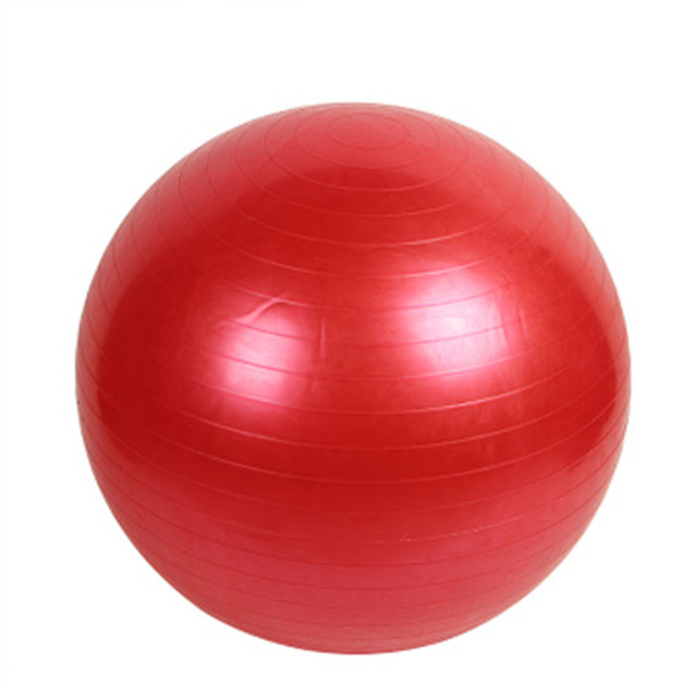 65 cm Ejercicio Pilates Bola de la Aptitud Bola de Yoga de Fitness Ejercicio  De Entrenamiento 5062f04f591a