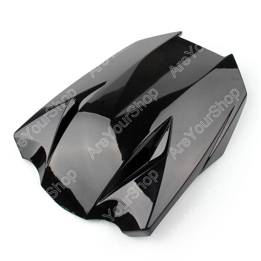 ФОТО Black Sale Universal Motorcycle Rear Seat Cover Cowl Solo Motor Seat Cowl Rear Fairing For Kawasaki Z1000 2011-2013