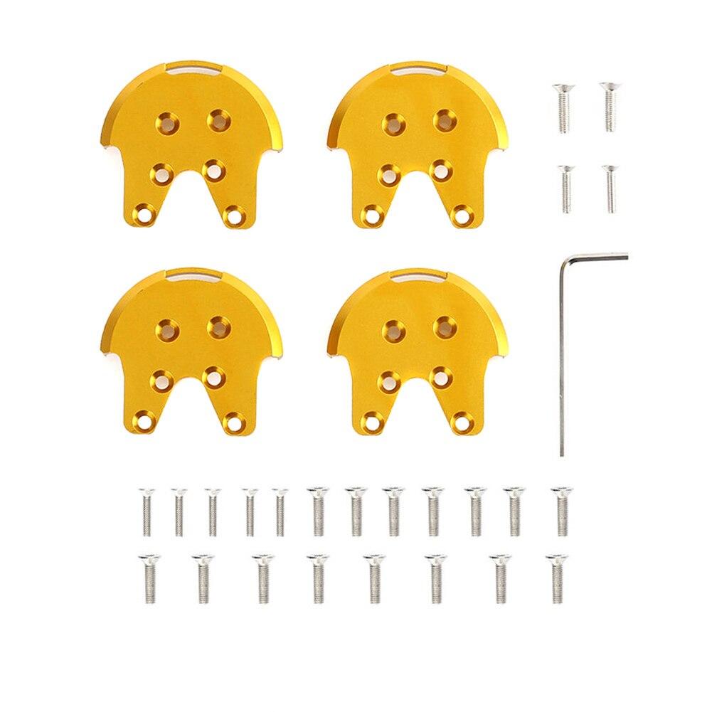 Unterhaltungselektronik Mikrofonstativ Einfach Neu 1/4 Pcs Alloy Schutz Motor Halterung Basis Riss Reparatur Kit Für Dji Phantom 3 SchöNe Lustre