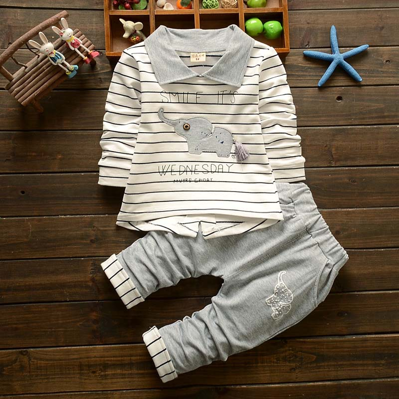 BibiCola Baby Boys Clothing Sets toddle Spring Clothes set kids boy Tracksuit Outfits infant Sport Suit newborn baby boy clothes bibicola autumn baby boys clothing set gentleman outfits infant tracksuit 3pcs plaid t shirt pants vest sets bebe sport suit