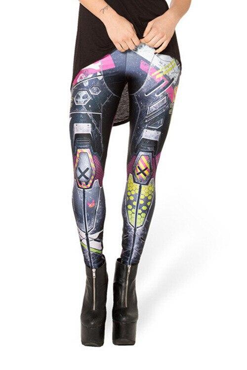 armor print leggings