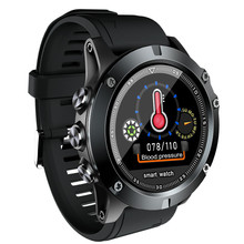 RAVI L11 Smart Watch Men 2018 New Heart Rate Blood Pressure Monitor Sports Fitness Tracker Stopwatch Smartwatch IP68 Waterproof