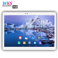 Free Shipping 10 Inch Tablet PC 10 Core Android 7 0 4GB RAM 64GBROM Dual SIM