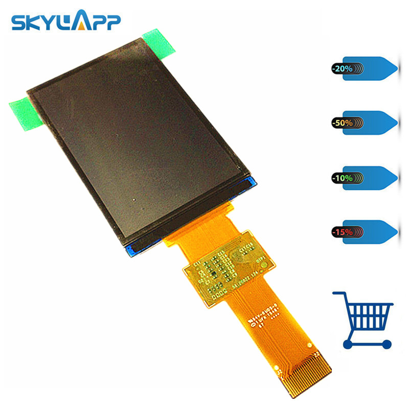 Купить Skylarpu 2.6 inch LCD screen for 94V-0 UDS-0 UFK 1548.6 Bike Computer LCD display screen (No backlight) (without touch) в Москве и СПБ с доставкой недорого