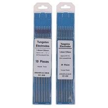 10Pcs Tin Tungsten Tungsten Needle Welding Rods/electrodes For Welding Machine