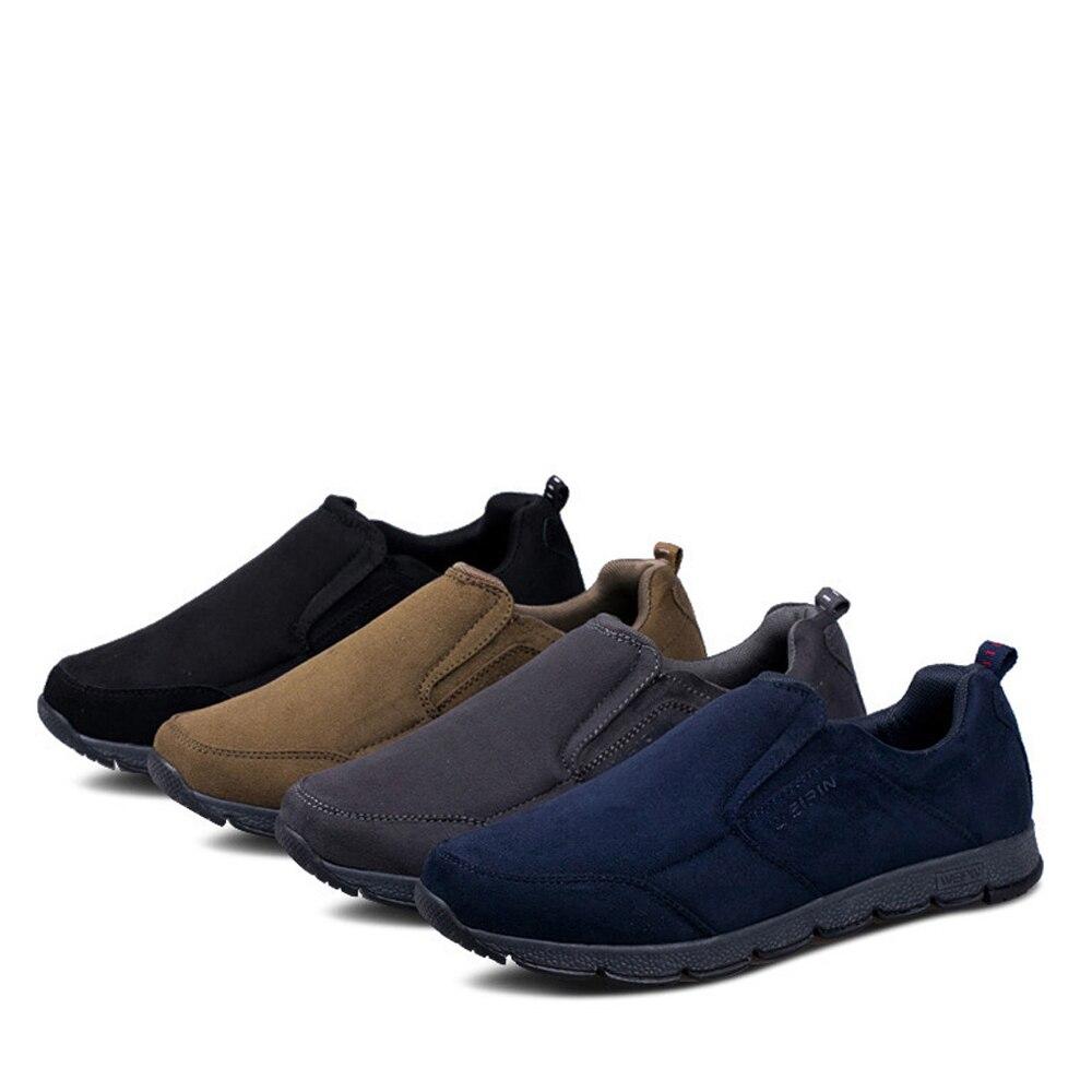 Big Nova Hombre Sobre Alta Deslizar Sapatos Tamanho Moda gray Qualidade Black Zapatillas outono Respirável Qffaz Homens 45 Casuais Dos blue Primavera dZ8wdq