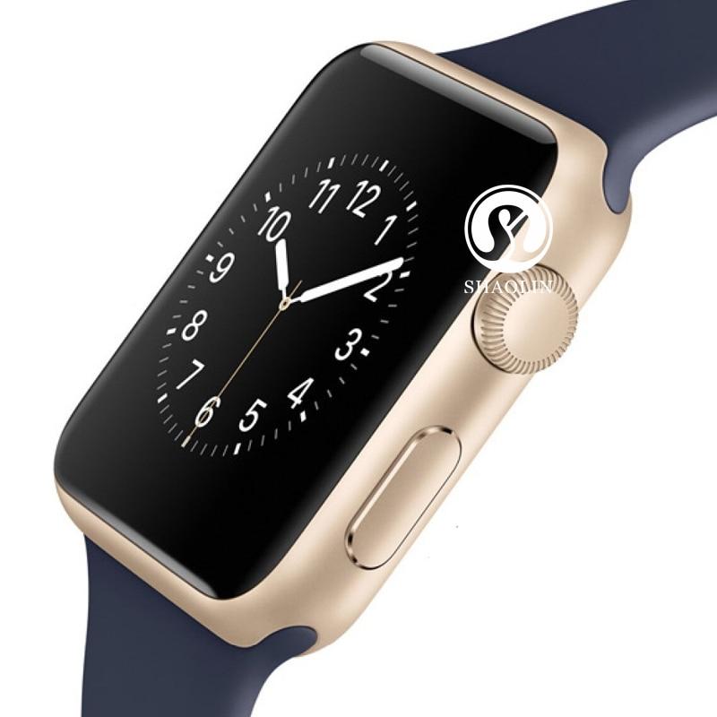 Galleria fotografica Bluetooth smart watch iwo <font><b>smartwatch</b></font> pour android apple iphone 5/5s/6/6 +/6 s/6 plus/6 s plus/7/7 plus samsung pour huawei xiaomi