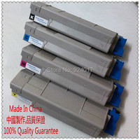 Compatible Oki C9600 C9800 Toner Cartridge For Okidata 42918904 42918903 42918902 42918901 Toner Cartridge For Oki