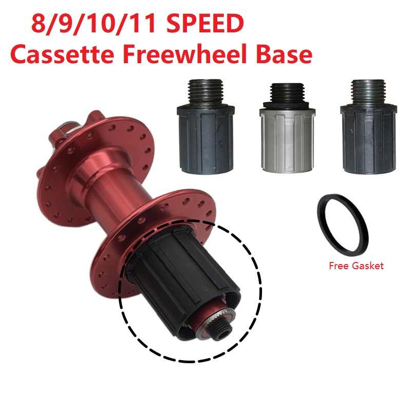 MTB Mountain Bike Bicycle Steel 8-11 Speed Cassette Hub Body Freewheel Body New