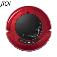 Intelligent Wet Robot Vacuum Cleaner Catcher Home Use Slim HEPA Filter Cliff Sensor Remote Control Self
