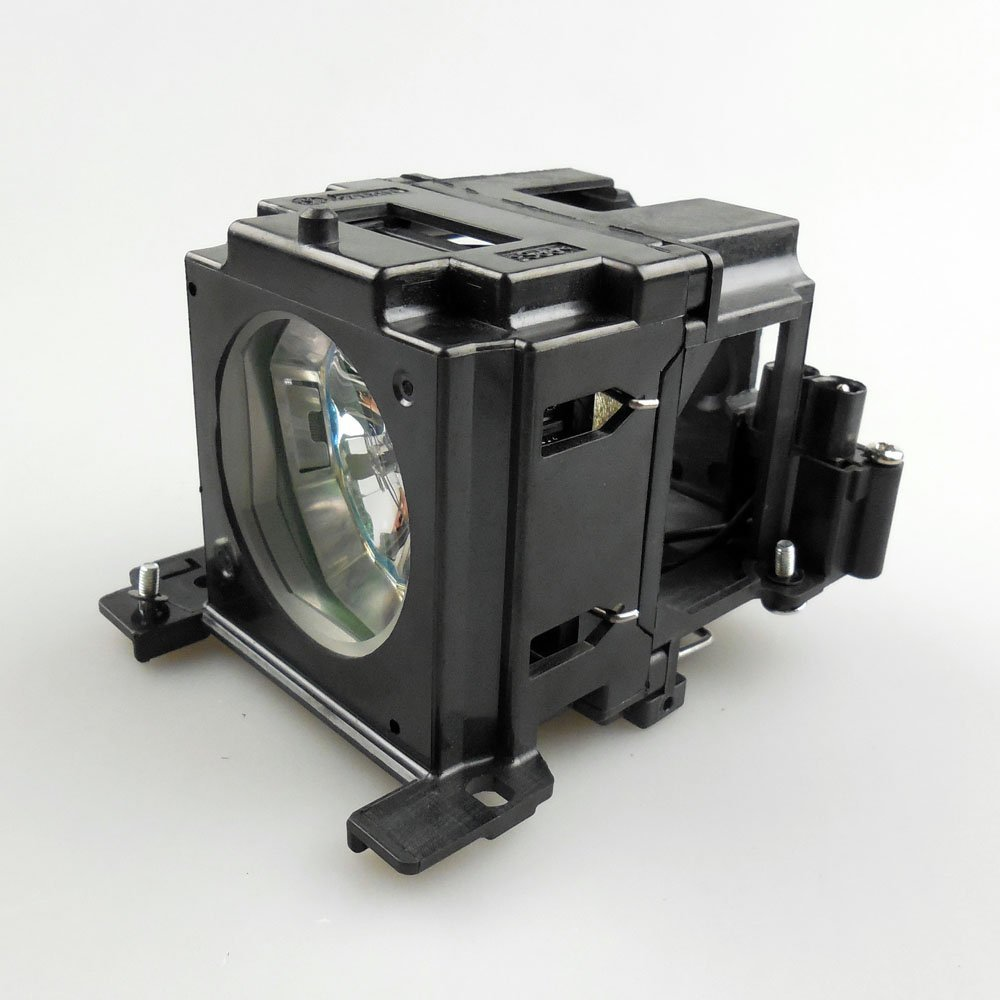 DT00731 Replacement Projector Lamp with Housing for HITACHI CP-HX2075 / CP-S240 / CP-S245 / CP-X240 / CP-X250 / CP-X255 dt01151 projector lamp with housing for hitachi cp rx79 ed x26 cp rx82 cp rx93 projectors