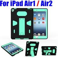 Case For IPad Air 1 2 9 7 Inch Heavy Duty Silicone TPU PC Hard Flexible