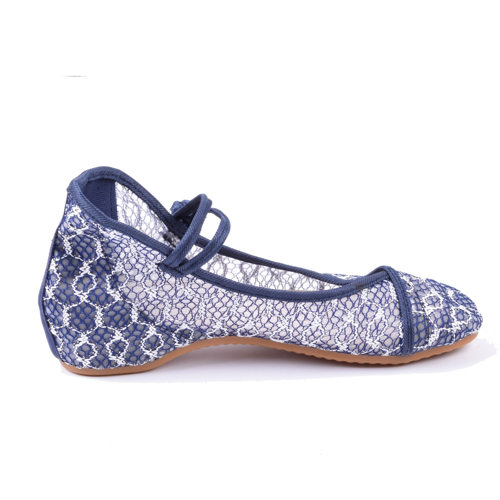 CEYANEAO2019Breathable Woman Flats Chinese Old Peking Cloth Shoes Elegant Ladies Casual Ballerina Shoes Tenis FemininoE1413