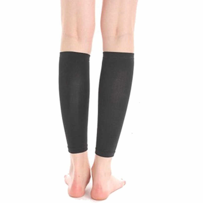 54ce27cd13 Plus Size Neoprene Sweat Sauna Hot Body Shapers Arms Sleeves Leg Sleeves  Thigh Trainer Slimming Calf