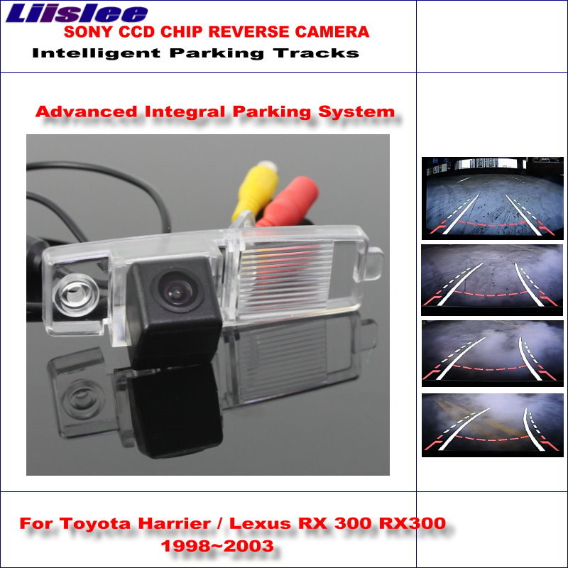 liislee intelligent parking tracks rear camera for toyota harrier rh aliexpress com Toyota Tacoma Trailer Wiring Diagram Toyota Tacoma Trailer Wiring Diagram