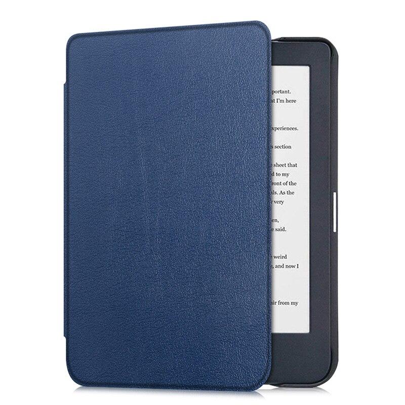 Aroita Ultrathin Magnrtic Case for 6 Kobo Clara HD E-Book with Auto Wake/Sleep Anti-fall Fashion Delicate Cover